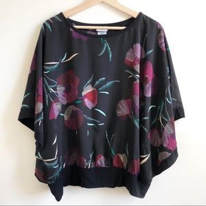 Jaclyn Smith | Retro Inspired Flutter Sleeve Top